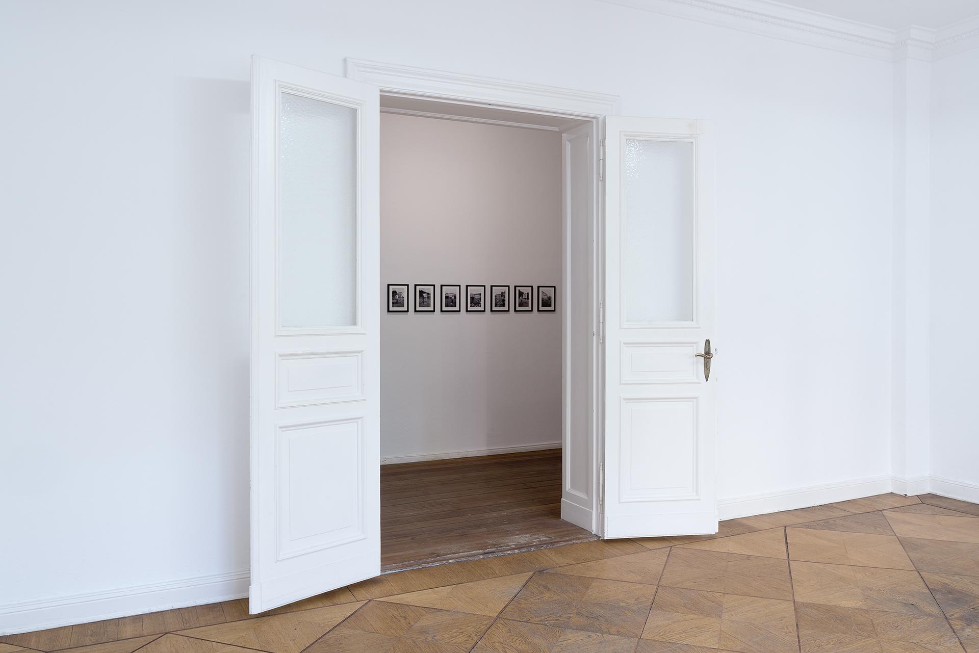 WHITE BOX (Wetterstationen), 2014 26,5 x 21,5 cm