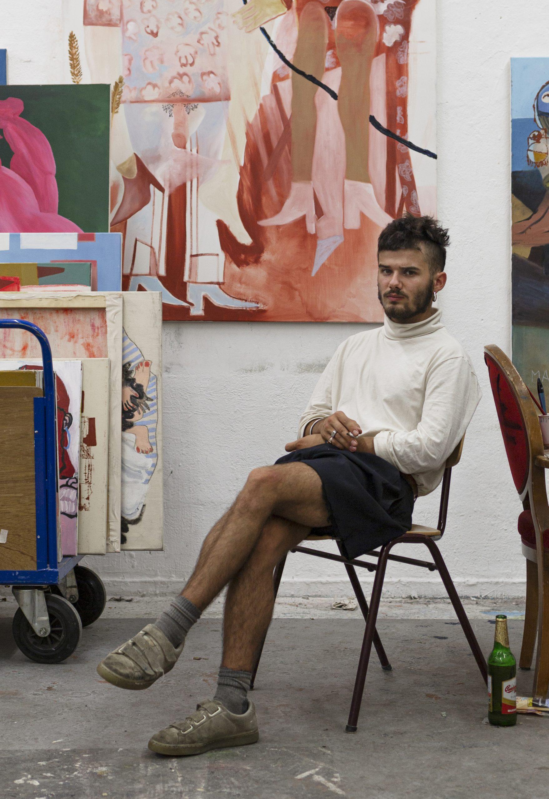 Ferdinand Dölberg  Photo: Suzanne Caroline de Carrasco