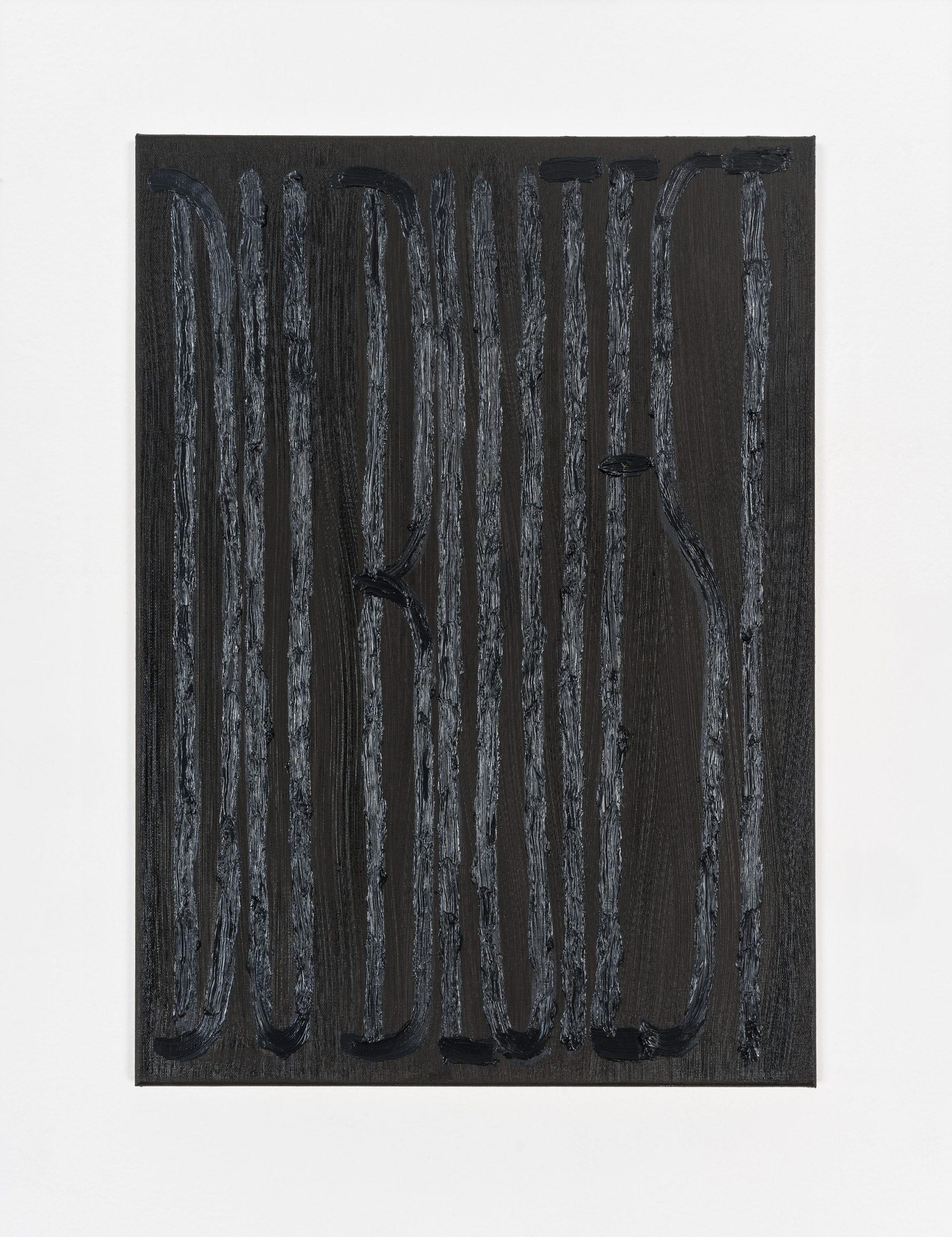 TITELBILD 4 2020 70 x 50 cm Oil on canvas