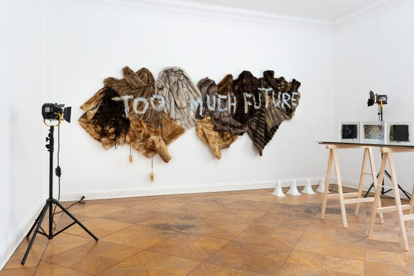 On view: Rebekka Benzenberg | too much future